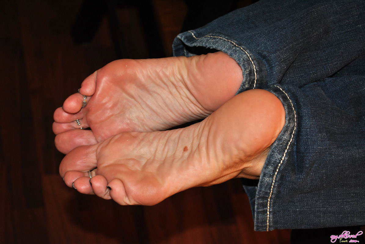 Foot Toe Fetish 36